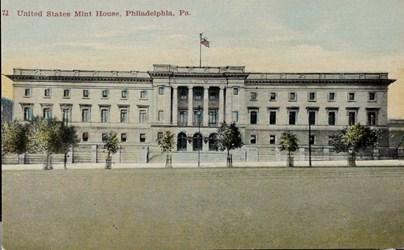71. United States Mint House, Philadelphia, PA.