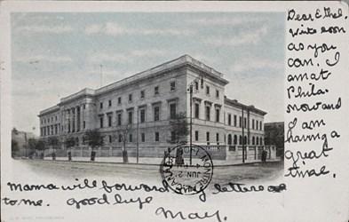 U.S. Mint, Philadelphia
