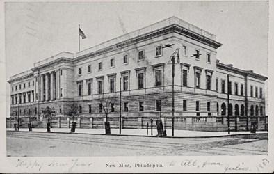 New Mint, Philadelphia.