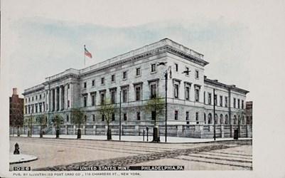 United States Mint, Philadelphia, PA.