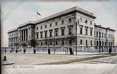 U.S. Mint, Philadelphia.