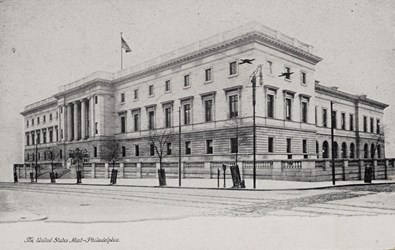 The United States Mint ~ Philadelphia.