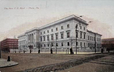 The New U.S. Mint ~ Phila., Pa.