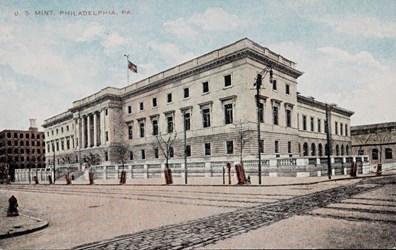 U.S. Mint, Philadelphia, Pa.