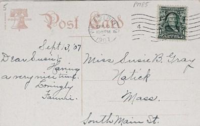 Reverse side: U.S. Mint, Philadelphia.