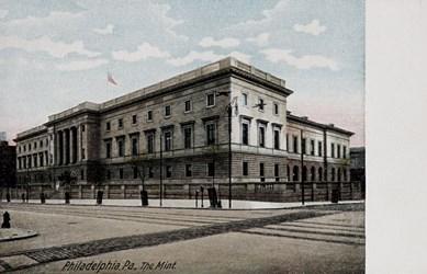 Philadelphia, Pa., The Mint