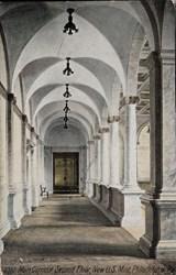 Main Corridor, Second Floor, New U.S. Mint, Philadelphia, Pa.