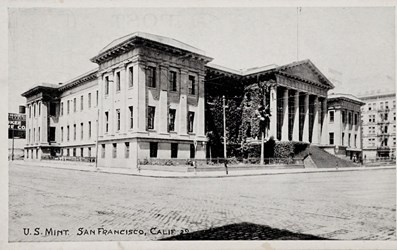 U.S. Mint, San Francisco, Calif. 29