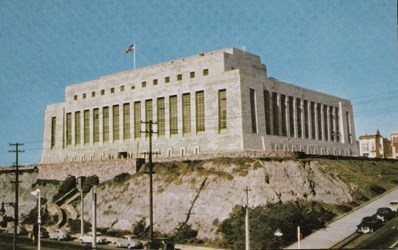 United States Mint, San Francisco