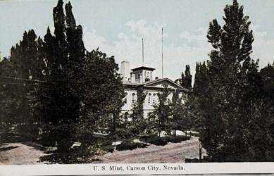 U.S. Mint, Carson City, Nevada