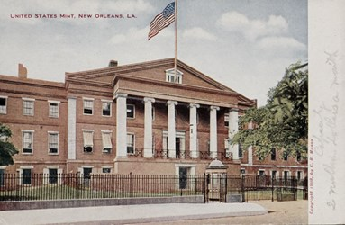 United States Mint, New Orleans, La.