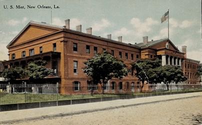 U.S. Mint, New Orleans, La.