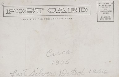 Reverse side: U.S. Mint and Post Office�New Orleans
