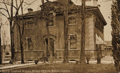 United States Assay Office, Boise, Idaho