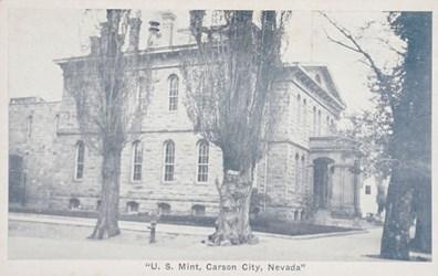 Carson City Mint