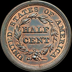 1854 C-1, Breen 1-A