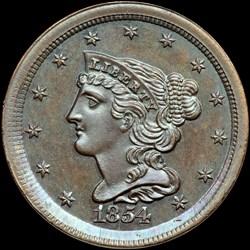 1854 C-1, Breen 1-B