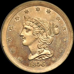 1856 Breen 1-B, Judd-177