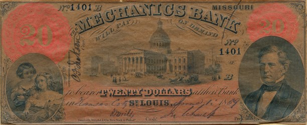 Missouri Paper Money