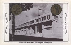 Fourth U.S. Mint Postcard