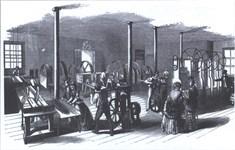 U.S. Mint Postcard (Interior View)