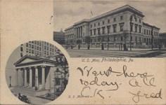 U.S. Mint Postcard (Composite)