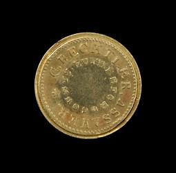 (1831) C. BECHTLER $5