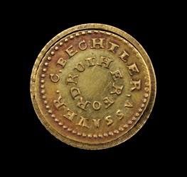 (1831) C. BECHTLER $2.5