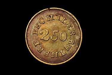 (No Date) C. BECHTLER $2.5