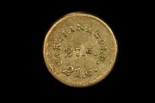 (1842) A. BECHTLER $1
