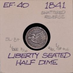 1841 Shattered Reverse