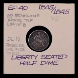 1845, V-5, 1845/45