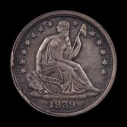 1839-O, V-4a, Small-O