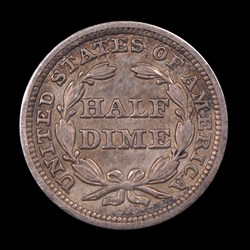 1848, Repunched Date