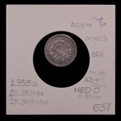 1848-O, V-2, Medium O