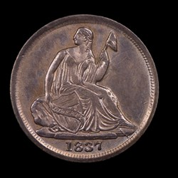 1837, V-6a, Small Date
