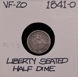1841-O, Small-O