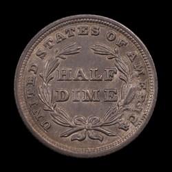 1838, V-10, Crumbled Rev Die