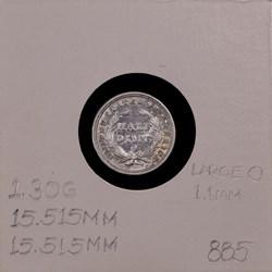 1838-O, V-2, Uphill Date