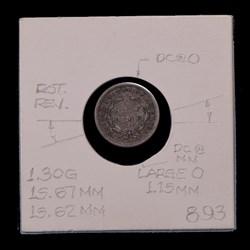 1840-O, V-8, Large O
