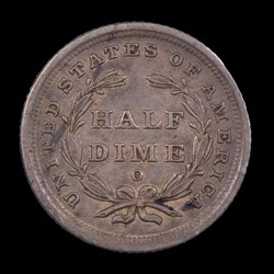 1839-O, V-3a, Rotated Dies