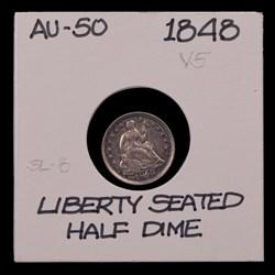 1848, V-5, Shattered Reverse