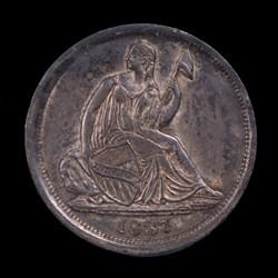 1837, V-3, Large Date