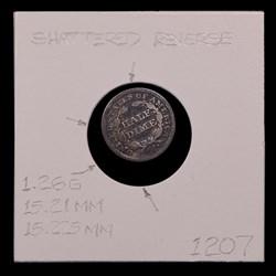 1848, V-6, Shattered Reverse