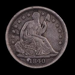 1840-O, V-9, No Drapery