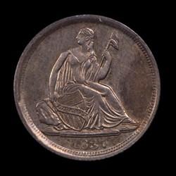 1837, V-2, Large Date