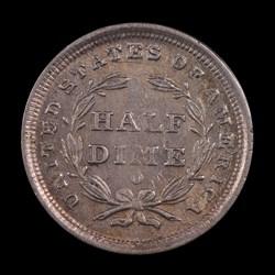 1839-O, V-6, Shattered Dies