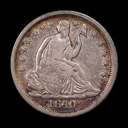 1840-O, V-2, No Drapery
