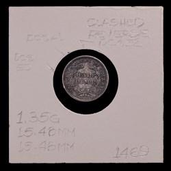 1840, V-3, No Drapery