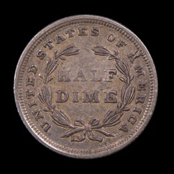 1837, V-5b, Small Date